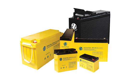 BATTERIES VRLA / SLA / GEL - Sealed Lead Acid Batteries - Deutsche Power Battery