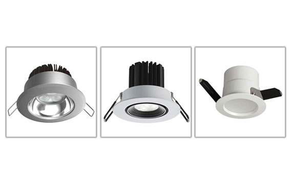 LED DOWN LIGHTS - Wall-Wash | Anti-Glare | Gentle Light