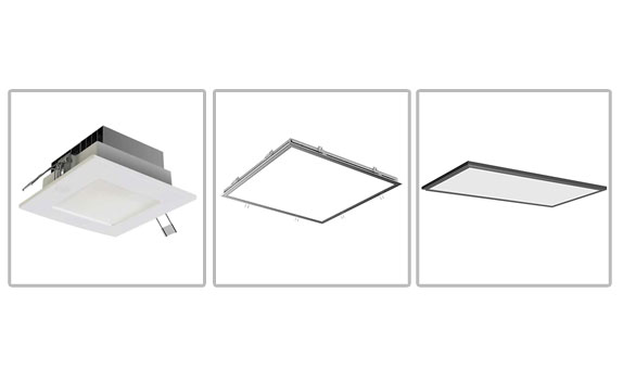 PANEL LIGHT ANTI FOGGING - Panel & Anti-Fogging Light