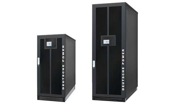 FUHRER SERIES  MODULAR ONLINE DOUBLE CONVERSION UPS 10KVA ~ 520KVA (3/3)