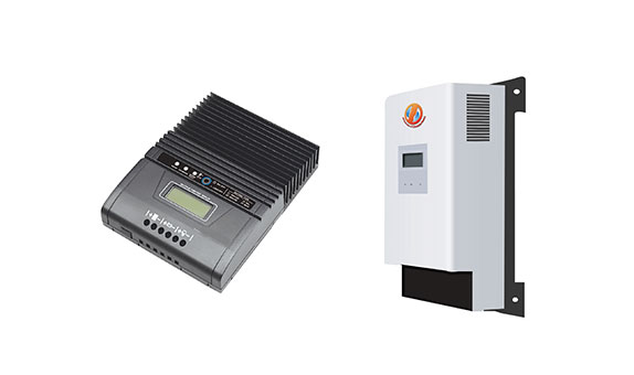 PV CHARGE CONTROLLER - 12/24/48VDC -  EFFICIENCY UPTO 98%
