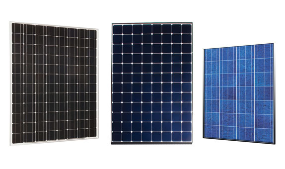 PV Solar Panel - MONO & POLY Ctystalline Cells